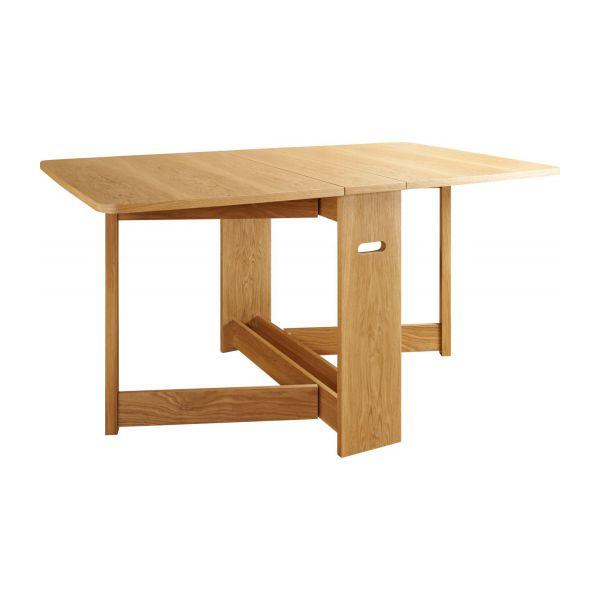 Las mejores mesas de comedor de habitat prodecoracion - Mesa comedor abatible ...