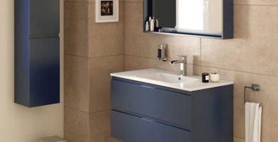 muebles auxiliares de baño Leroy Merlin