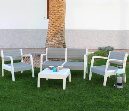 Los muebles de jard n m s funcionales de leroy merlin for Muebles de jardin leroy merlin