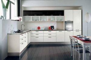 decorar cocinas blancas