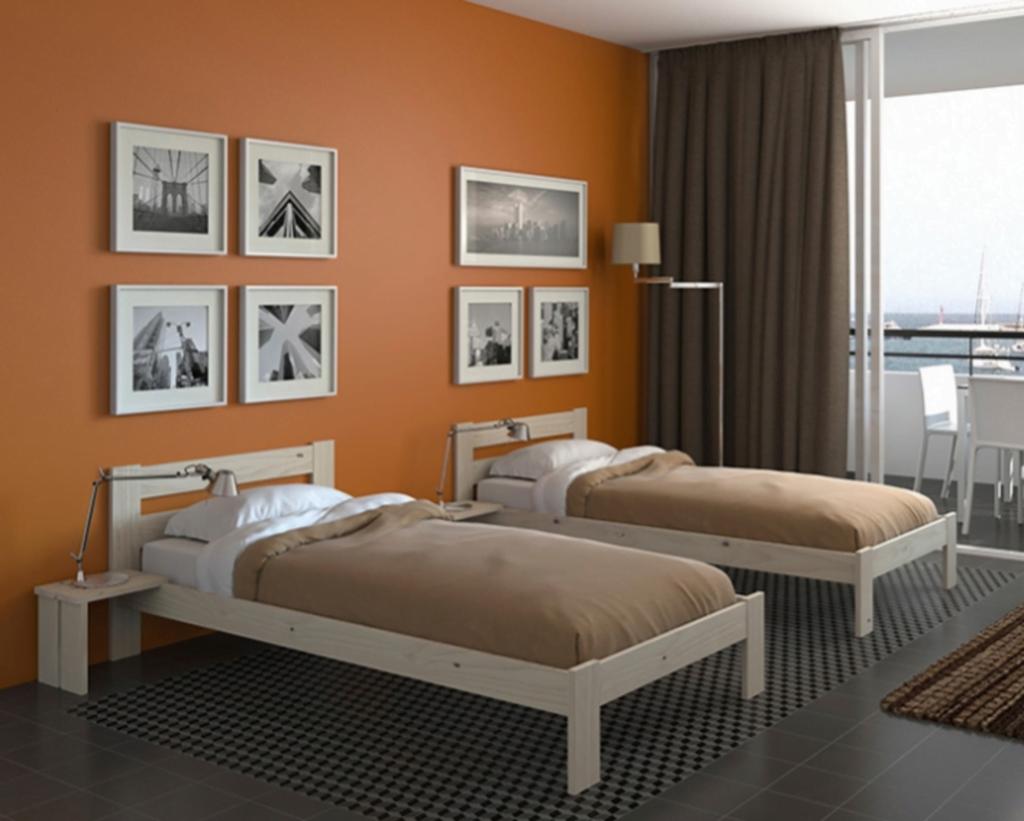 cama completa lufe individual