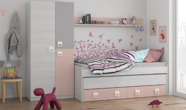 camas abatibles Tuco
