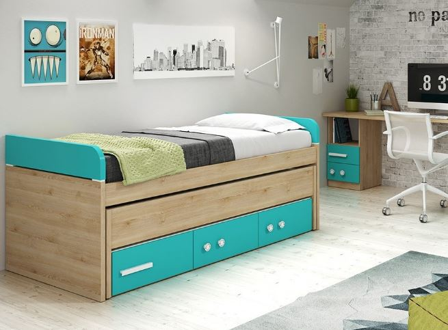 camas infantiles Tuco