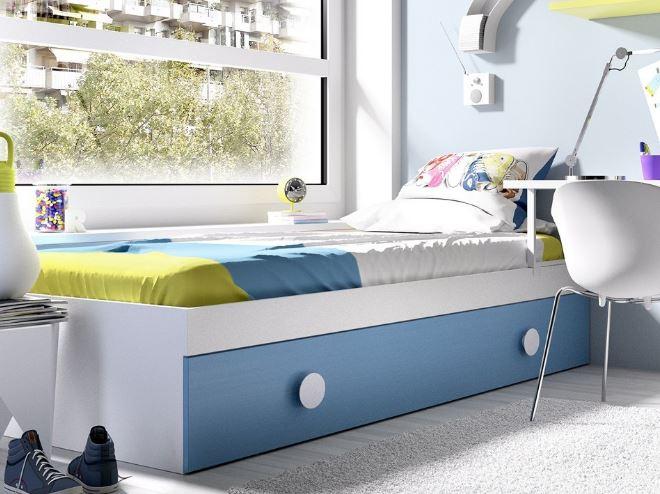 camas juveniles Tuco