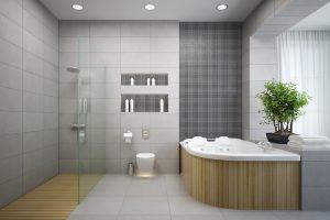 como decorar el cuarto de baño