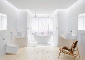 diseño de baños baratos