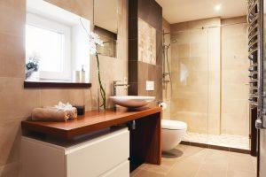 diseño de baños con ducha