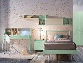 pedir online dormitorios juveniles kibuc