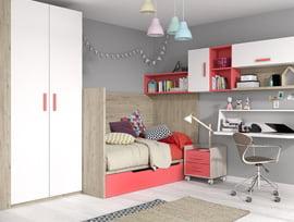 rebajas dormitorios juveniles kibuc