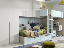 dormitorios juveniles con descuento kibuc