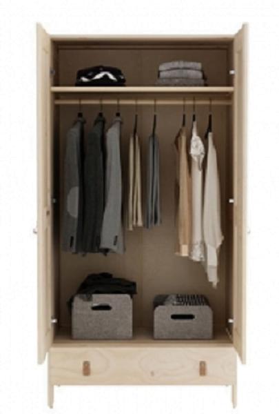modernos armarios lufe