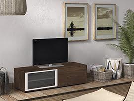 mueble tv con descuento kibuc