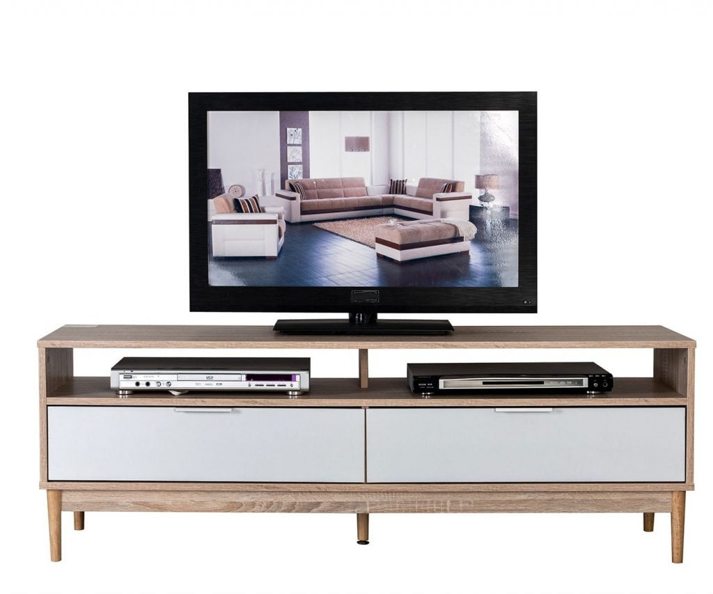 Modernos muebles de TV Superstudio