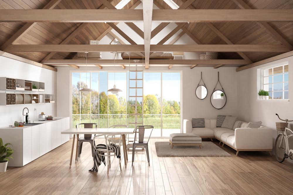 Lleva a tu casa la decoraci n minimalista prodecoracion for Decoracion interior de casas minimalistas