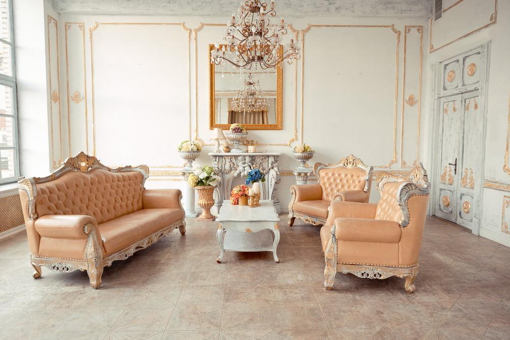 ▷ Lo antiguo combinado con lo actual con la decoración clásica ...