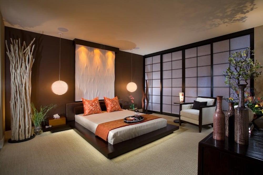 decoracion oriental japonesa
