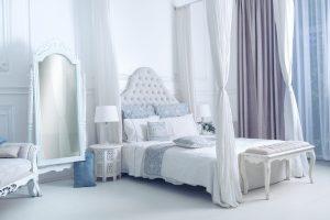 dormitorios estilo romantico
