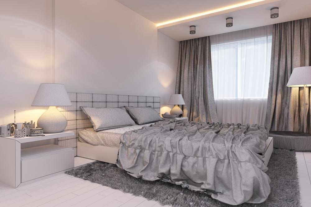 dormitorios matrimonio de diseño