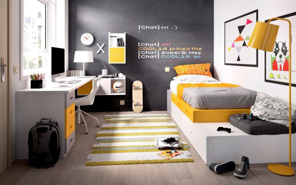 habitaciones juveniles decoracion