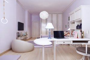 habitaciones juveniles pequeñas
