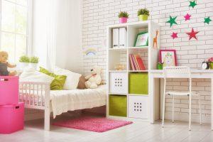 habitaciones pequeñas juveniles