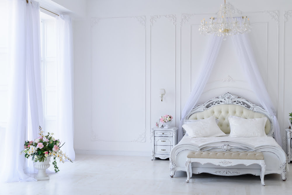 muebles de estilo romantico
