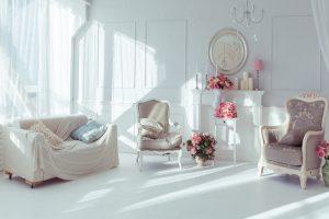 muebles romanticos