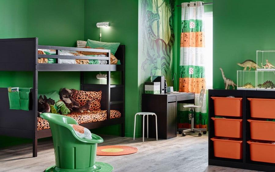 pintar habitaciones juveniles