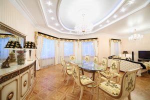 salones clasicos modernos