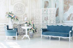 salones estilo romantico
