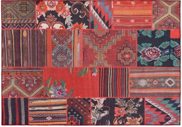 Alfombras patch Multicolor 230 cms Muebles Room