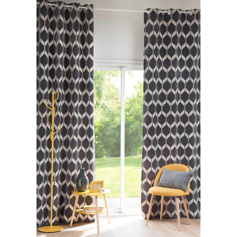 Fabulosas cortinas modernas y econ micas maisons du monde - Cortinas baratas para salon ...