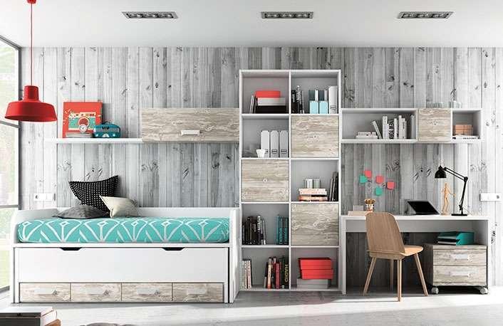 Modernos y confortables dormitorios juveniles muebles boom prodecoracion - Muebles boom dormitorios ...