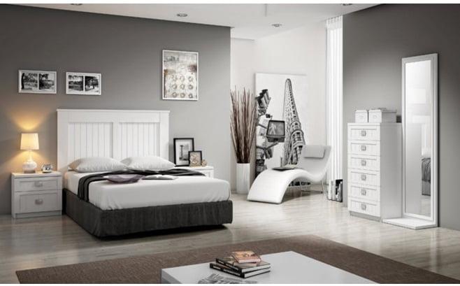 Dormitorios juveniles nordik Muebles Room