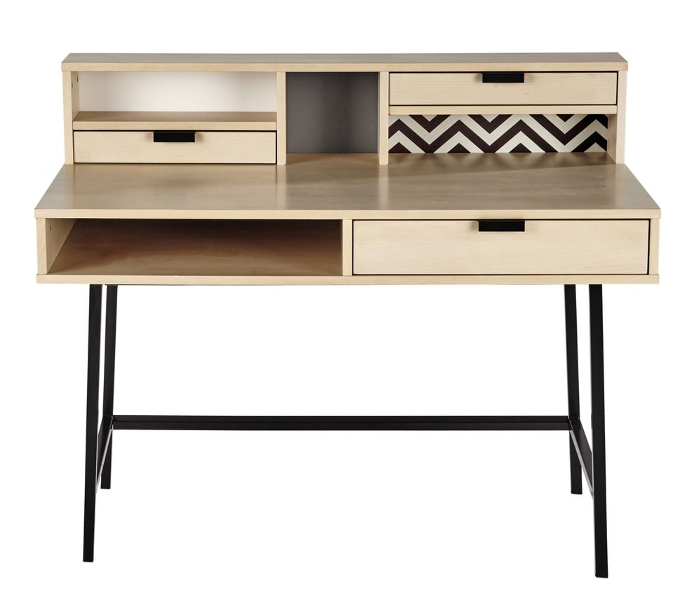 perfectos escritorios con estilos modernos maisons du. Black Bedroom Furniture Sets. Home Design Ideas