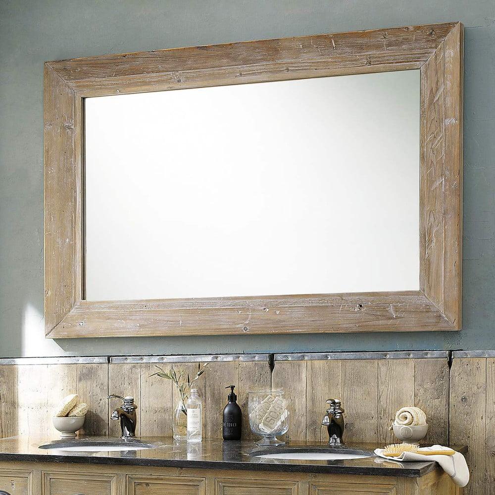 decoraci n perfecta con modernos espejos de maisons du. Black Bedroom Furniture Sets. Home Design Ideas