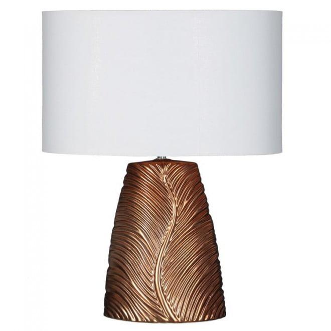 Lámparas mesa cobre Muebles Room