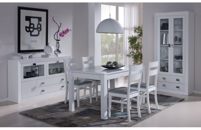Mesas de comedor modernas Muebles Room