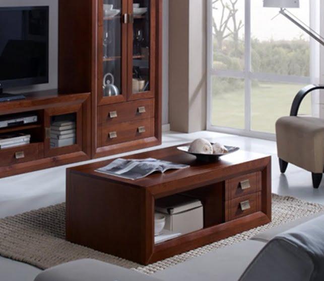 Modernas mesas de centro Muebles Room