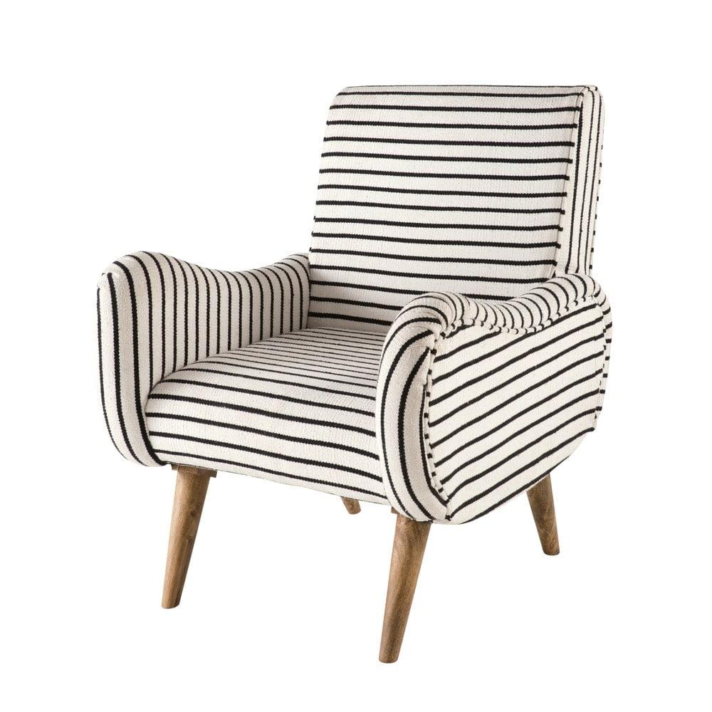 Confortables sillones y butacas maisons du monde prodecoracion - Sillones y butacas baratas ...