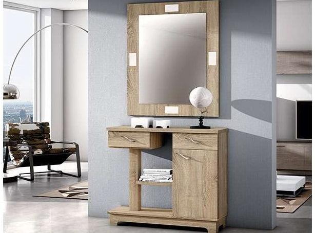 Recibidores con espejo Muebles BOOM