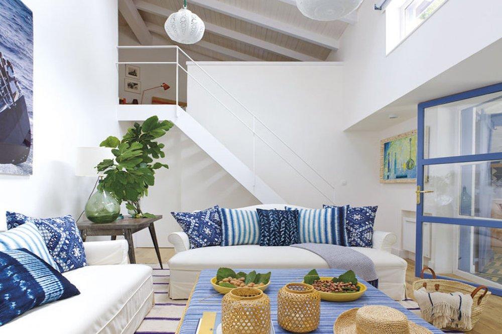 habitaciones decoradas estilo nautico