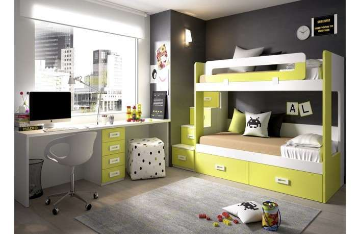 muebles boom dormitorios infantiles