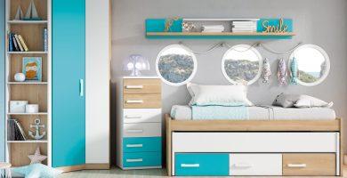 Dormitorios Juveniles Moblerone