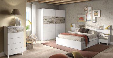 Dormitorios de matrimonio Moblerone