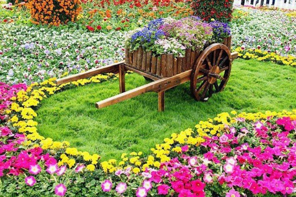 decoracion de jardines grandes