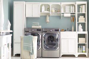decoracion de lavaderos muy pequeños