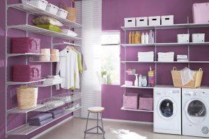 decoracion de un lavadero