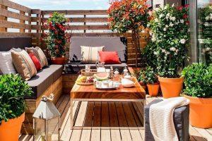 decorar terraza pequeña