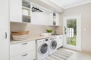 puertas para lavaderos